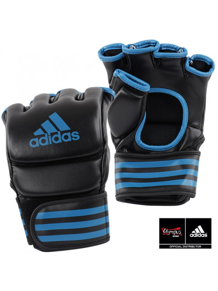 Traditional MMA Gloves Adidas PU Thump Protection - adiCSG07
