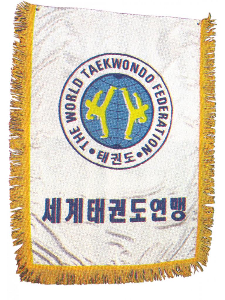 Flag - W.T.F. Silk