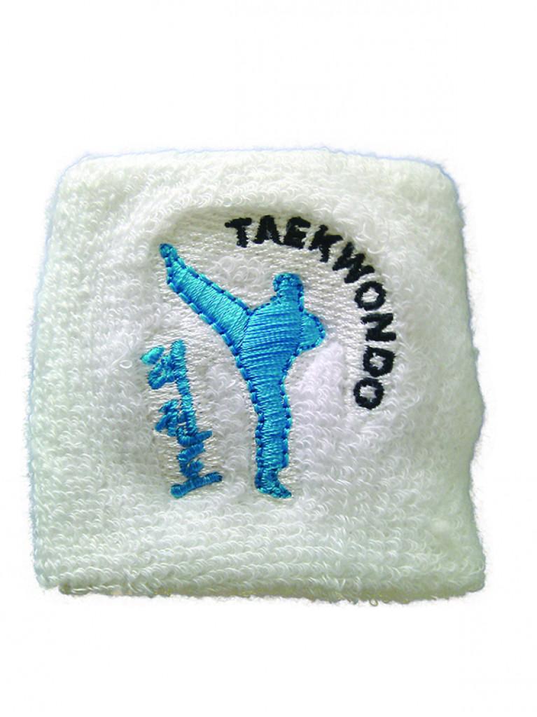 Wrist Band TAEKWONDO Cotton Elastic