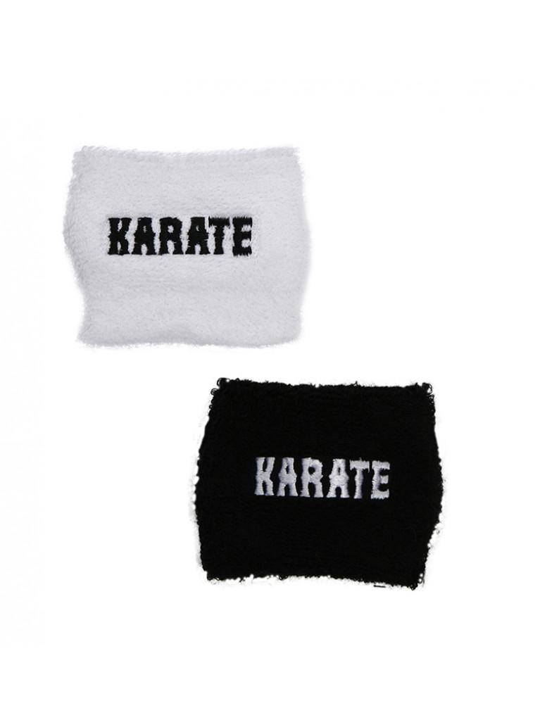 Elastic Wrist Band Karate