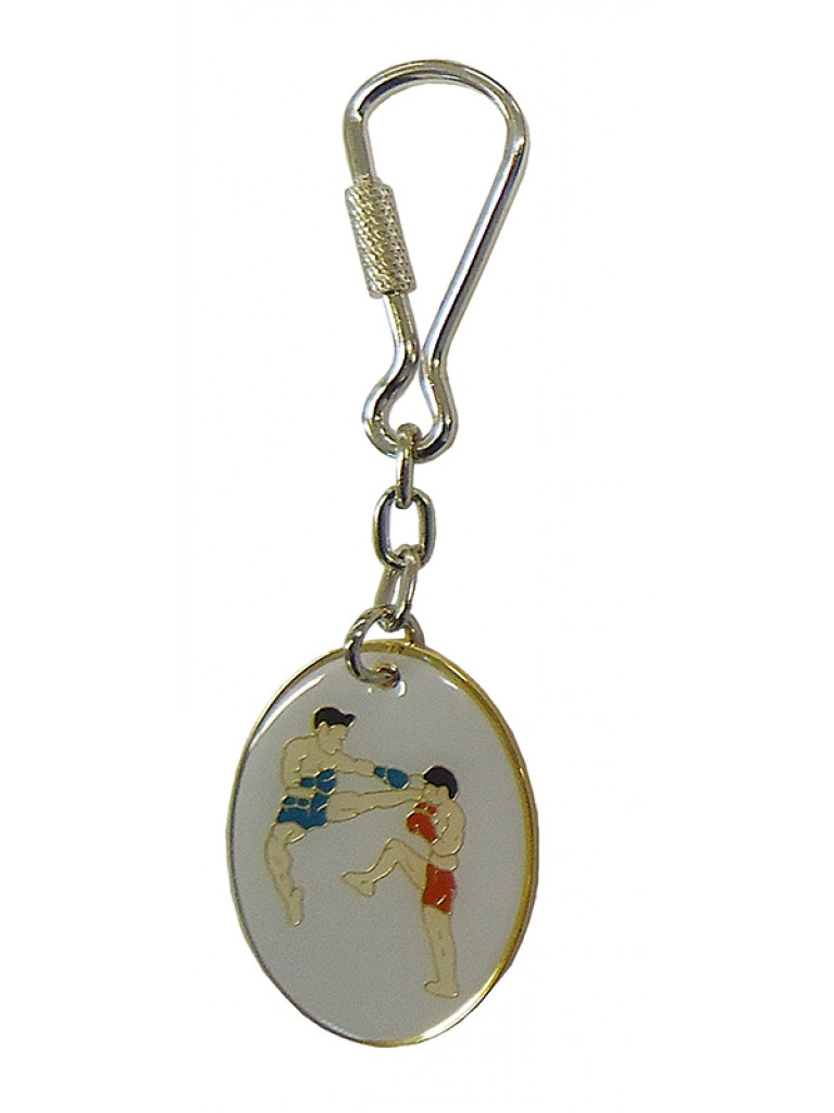 Key-ring - THAI BOXING