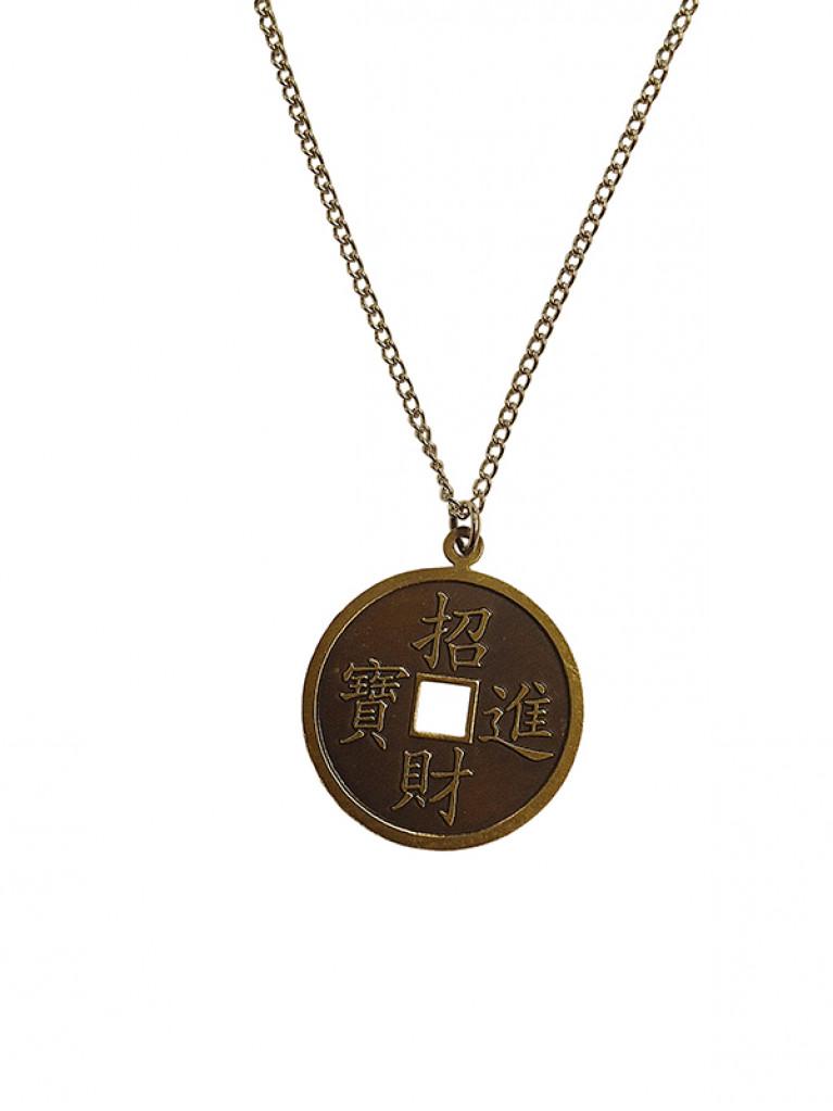 Necklace Ba Gua