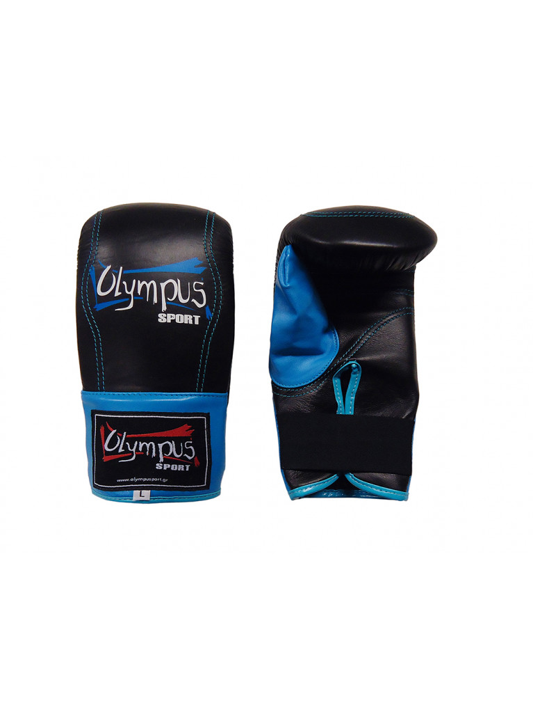 Bag Gloves Olympus by Raja Leather Elastic Wrist Closure Full Thump