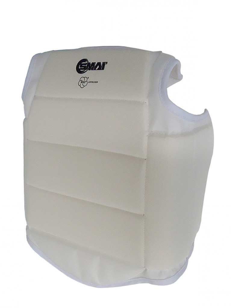 Karate Chest Guard SMAI Cadet WKF Approved