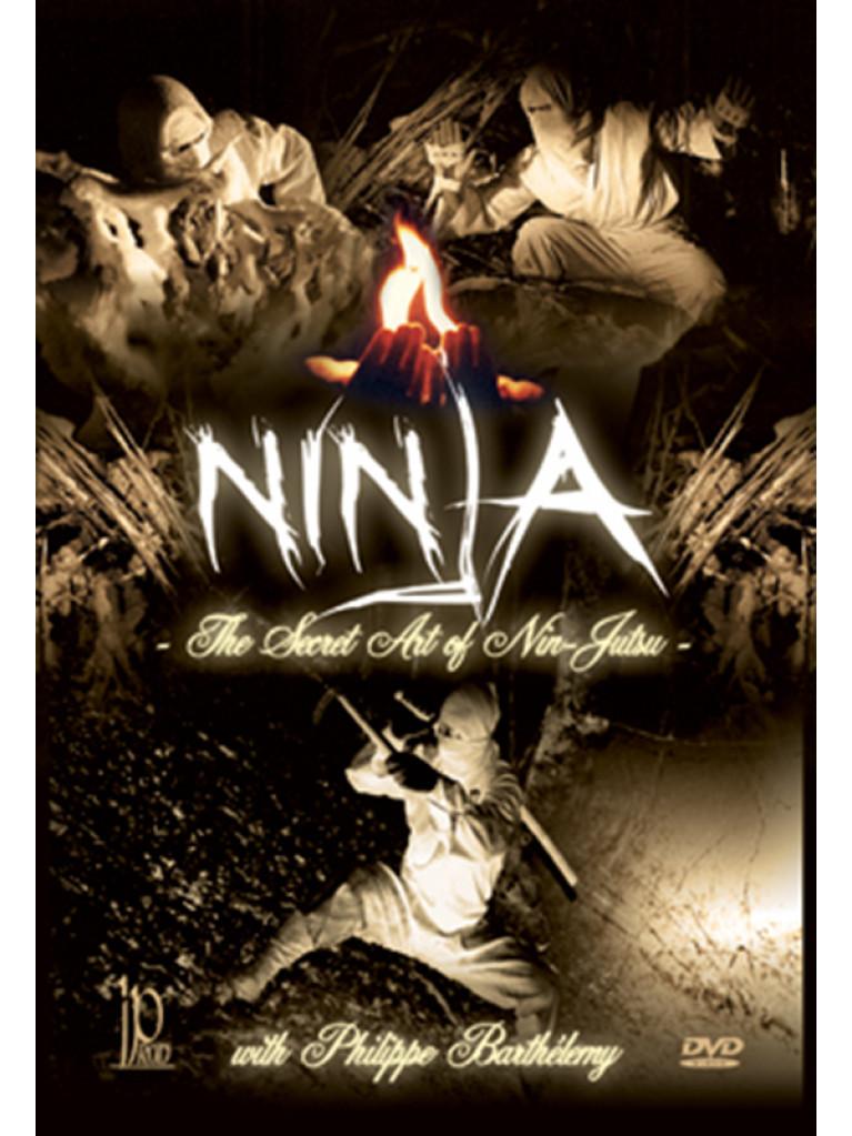 DVD.013 - THE SECRET ART OF NIN-JUTSU