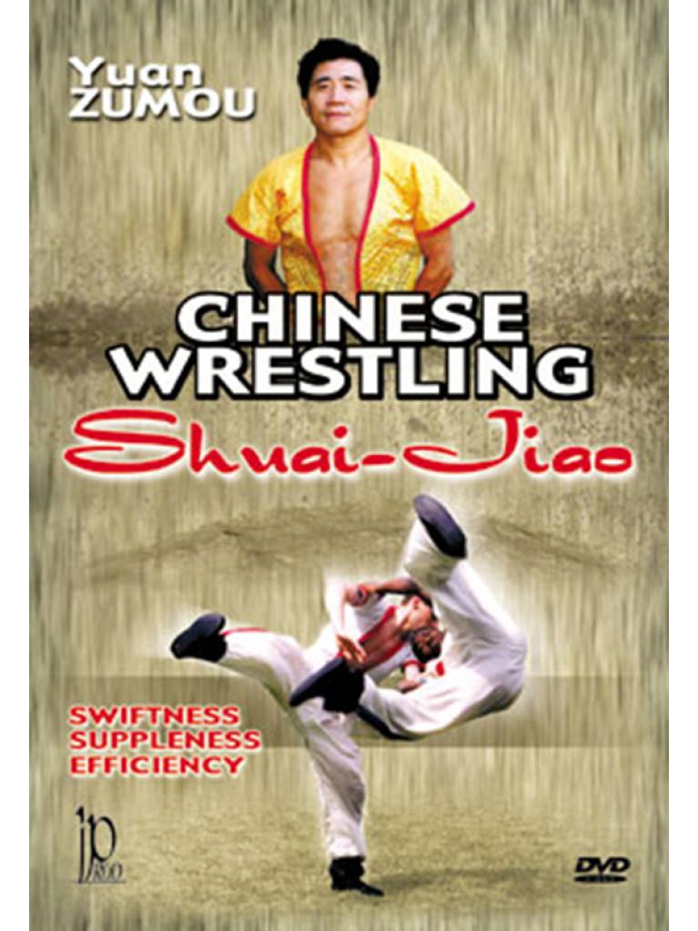 DVD.015 - CHINESE WRESTLING SHUAI JIAO