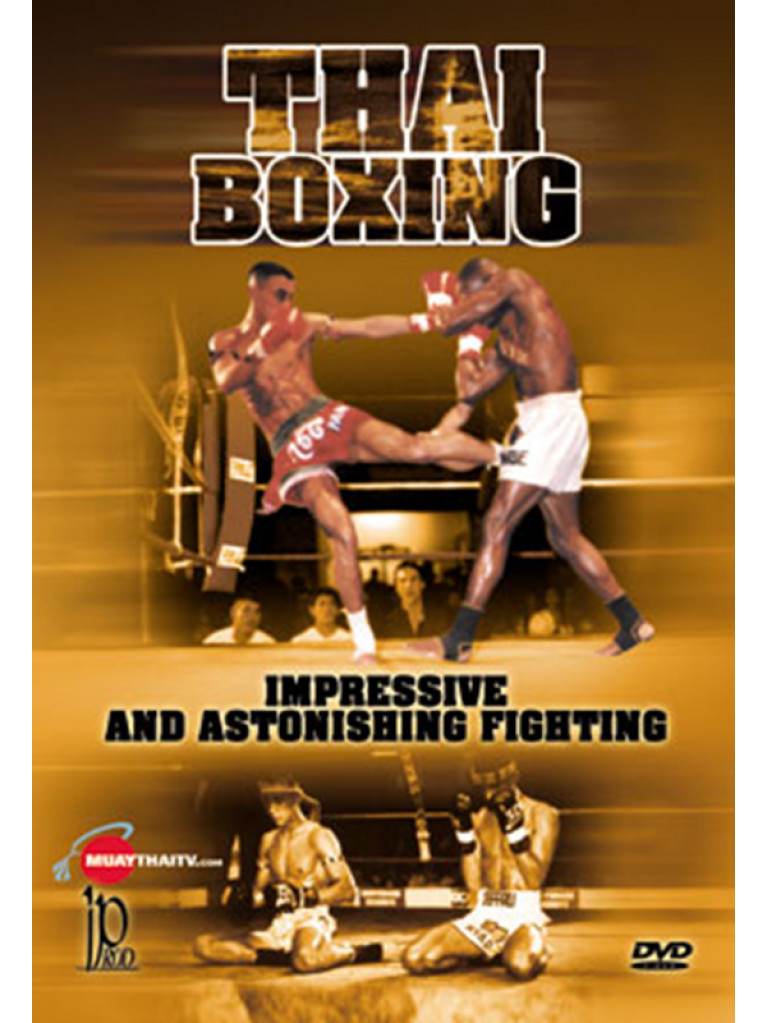 DVD.021 - Thai Boxing Vol.1