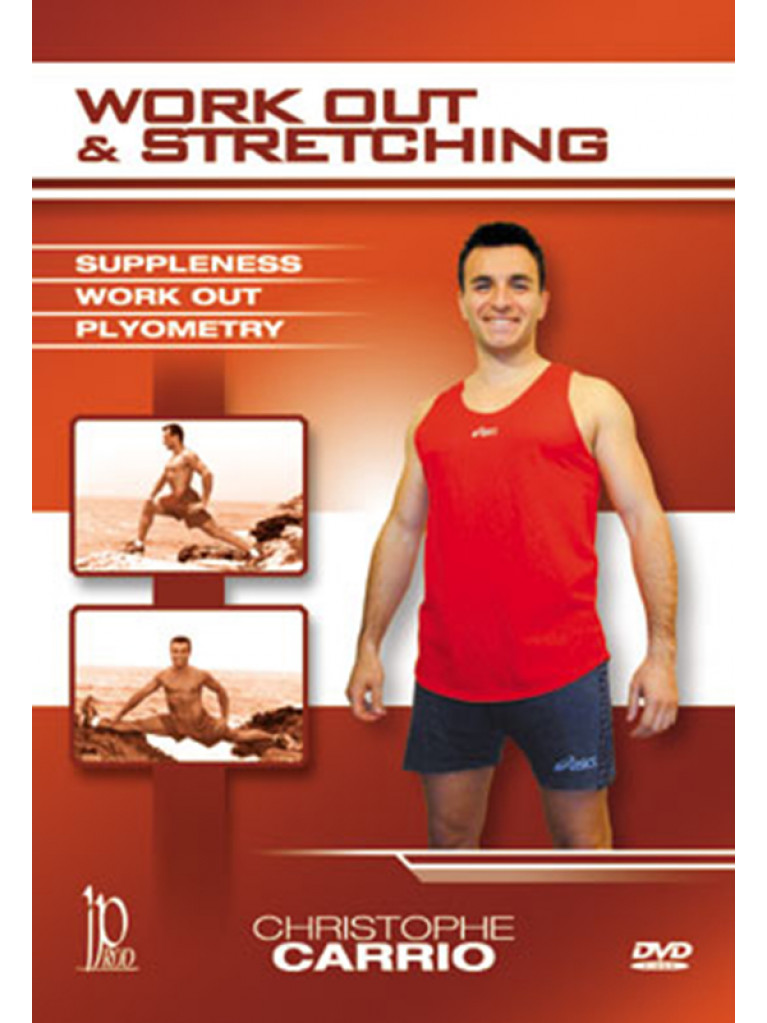DVD.022 - WORK OUT & STRETCHING