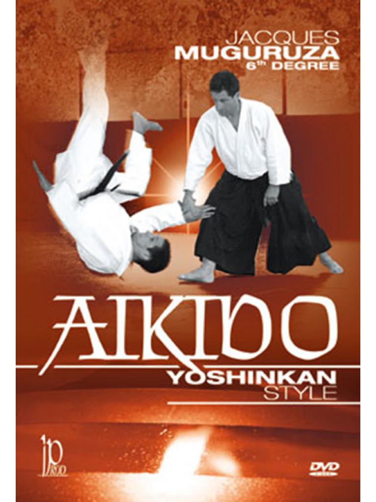 DVD.036 - AIKIDO YOSHINKAN STYLE