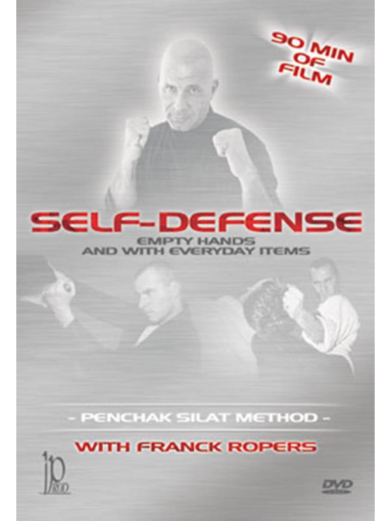 DVD.040 - SELF-DEFENSE EMPTY HANDS PENCHAK SILAT METHOD