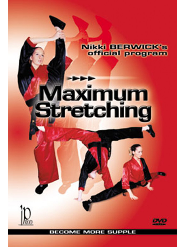 DVD.049 - MAXIMUM STRETCHING