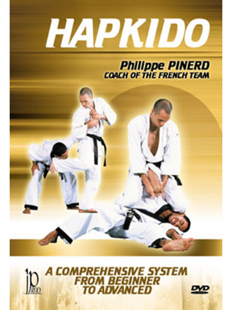 DVD.060 - HAPKIDO BEGINNER TO ADVANCED