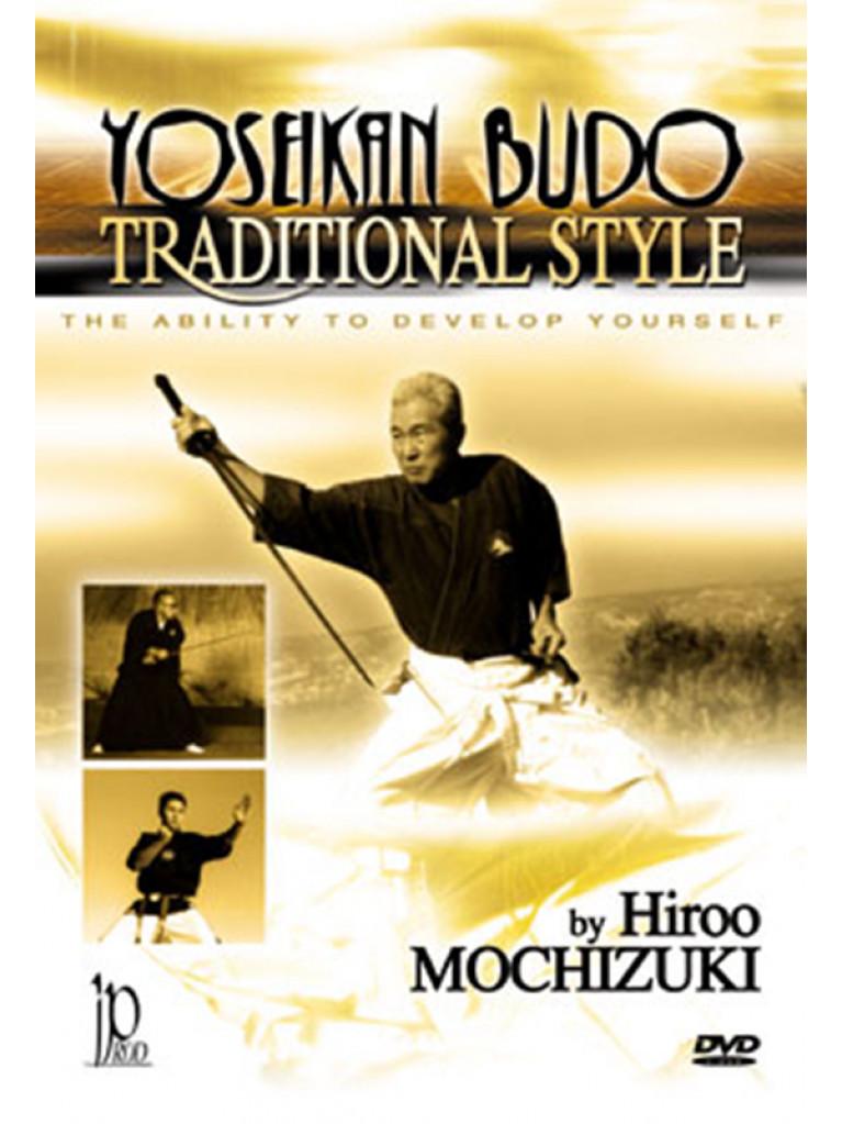 DVD.062 - YOSEIKAN BUDO TRADITIONAL STYLE