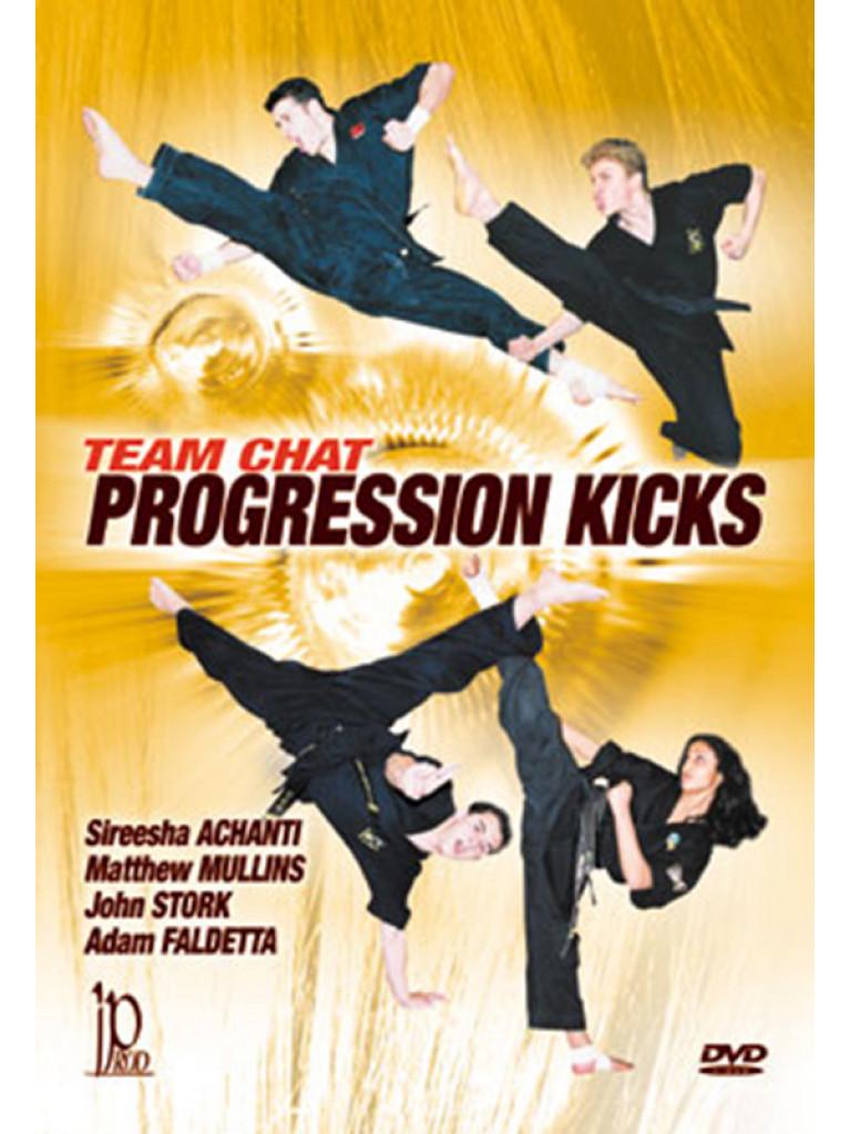 DVD.068 - TEAM CHAT PROGRESSION KICKS