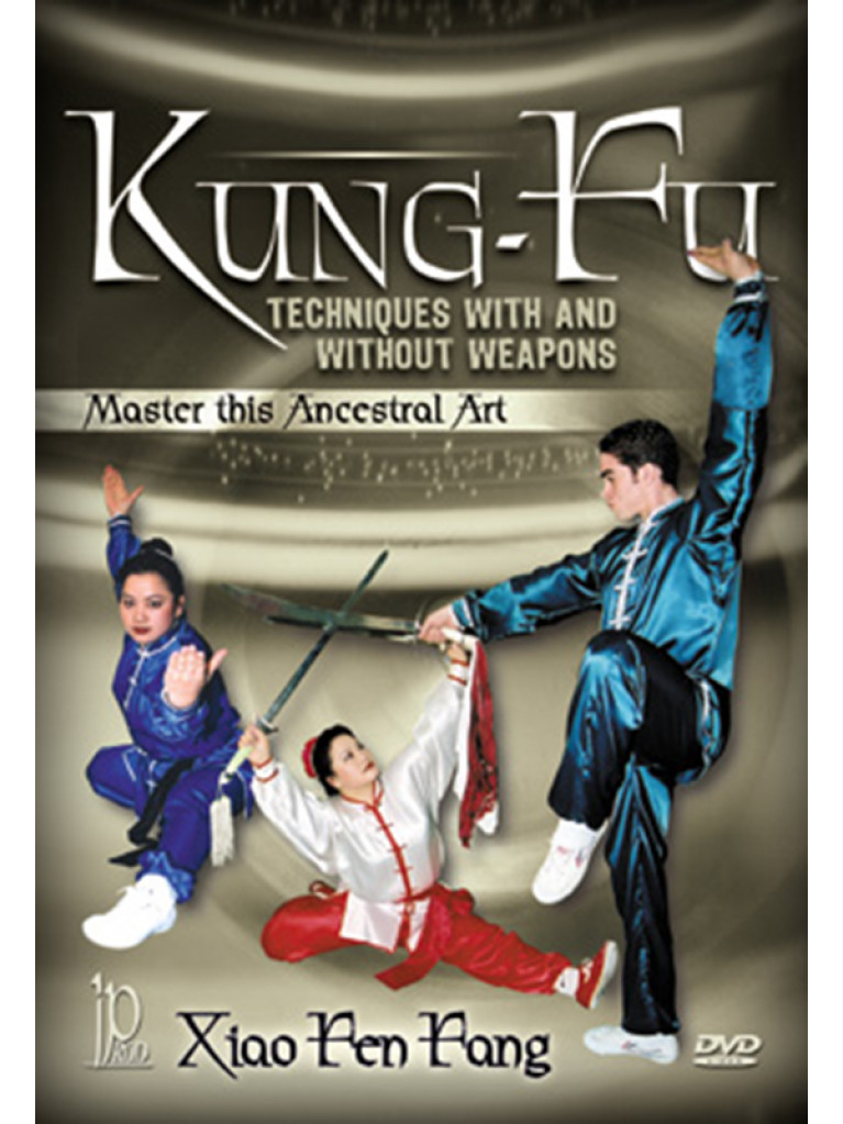 DVD.072 - KUNG-FU TECHNIQUES WITH & WITHOUT WEAPONS