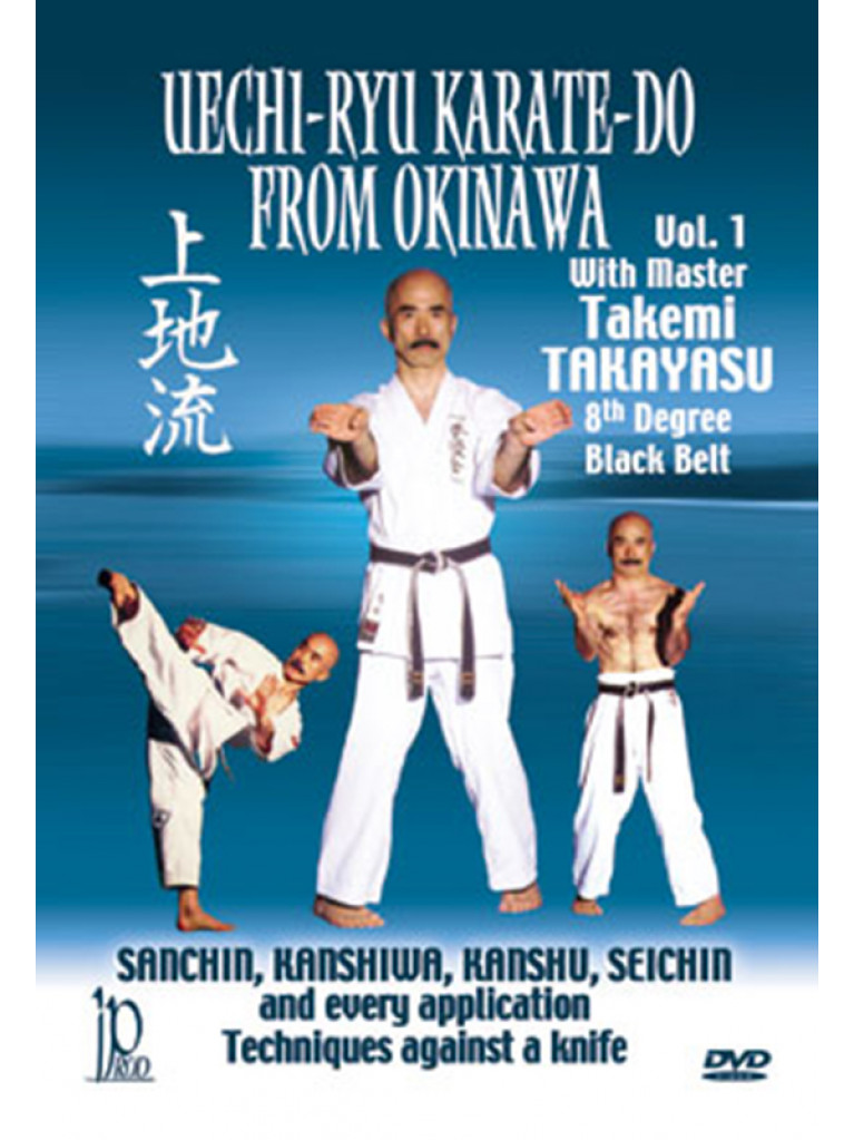 DVD.079 - Uechi-Ryu Karate Do From Okinawa Vol 1