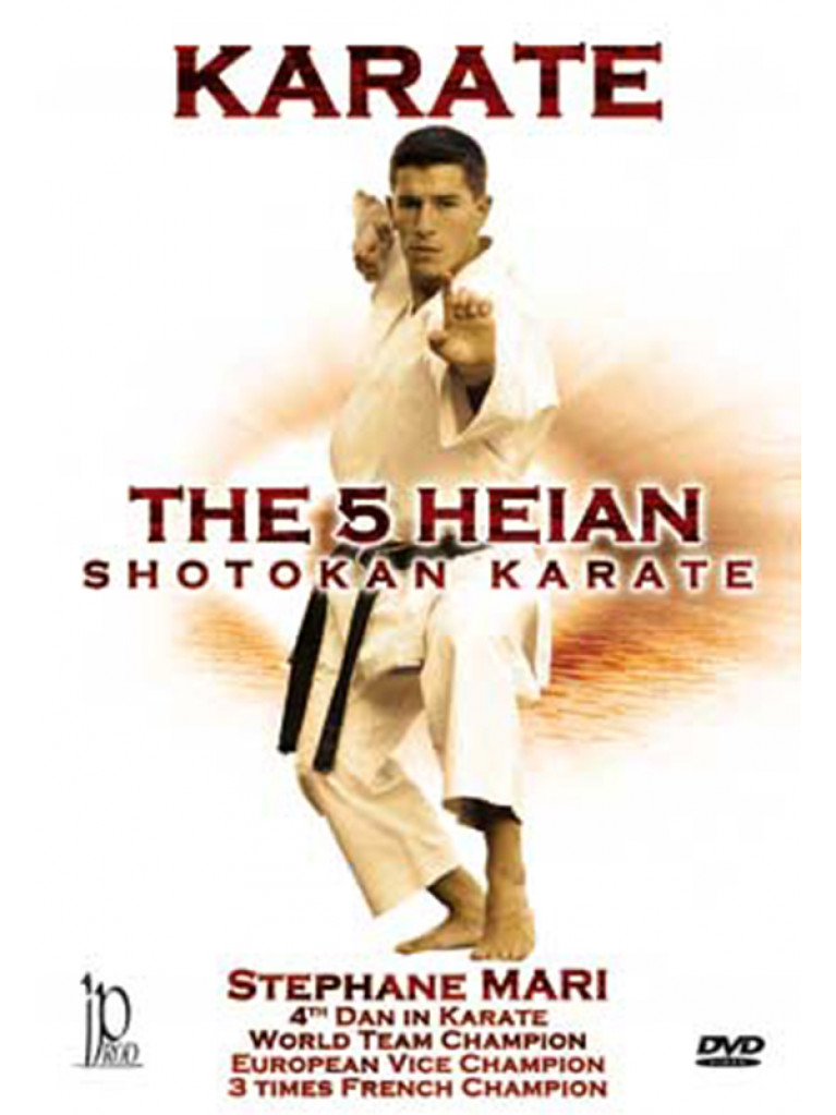 DVD.080 - SHOTOKAN KARATE The 5 Heian