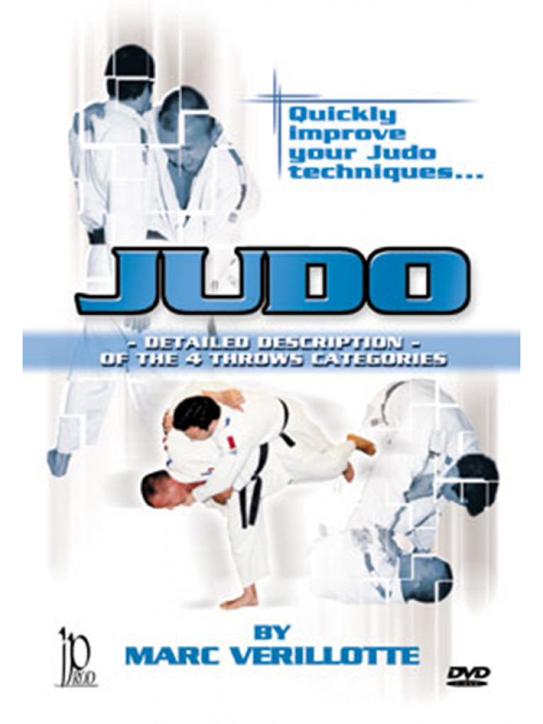 DVD.085 - JUDO