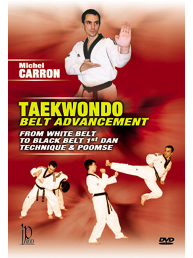 DVD.088 - TAEKWONDO Belt Advancement