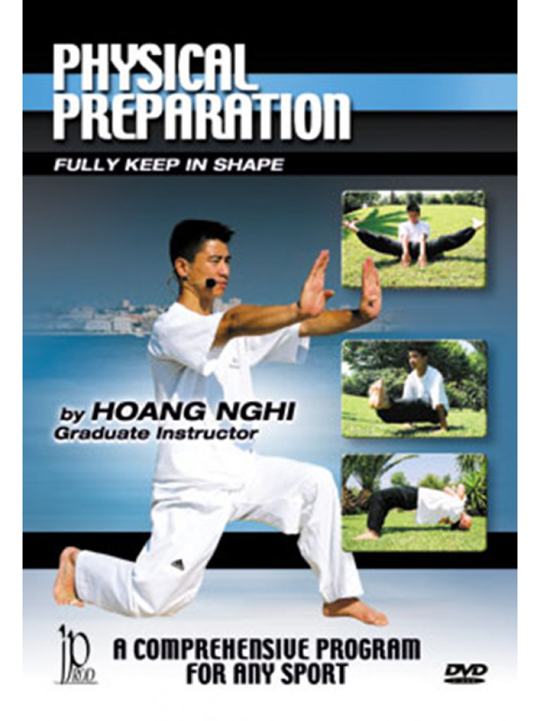 DVD.097 PHYSICAL PREPARATION WITH HOANG NGHI