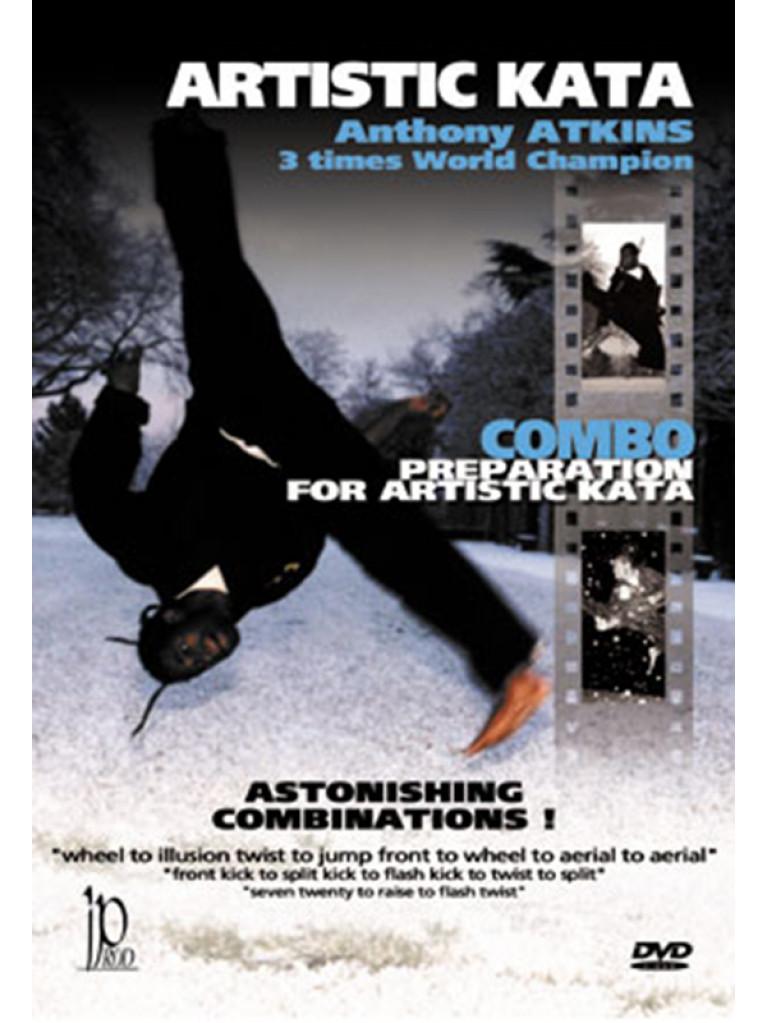 DVD.100 - COMPO ARTISTIC KATA