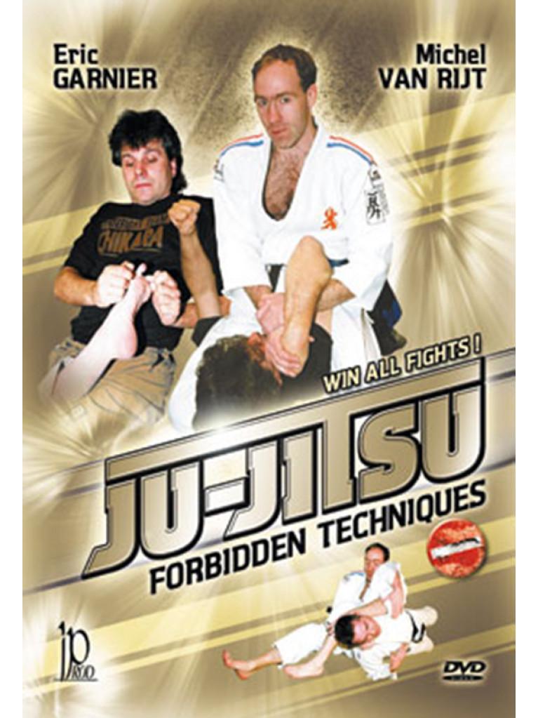 DVD.103 - JU JITSU FORBIDEN TECHNIQUES