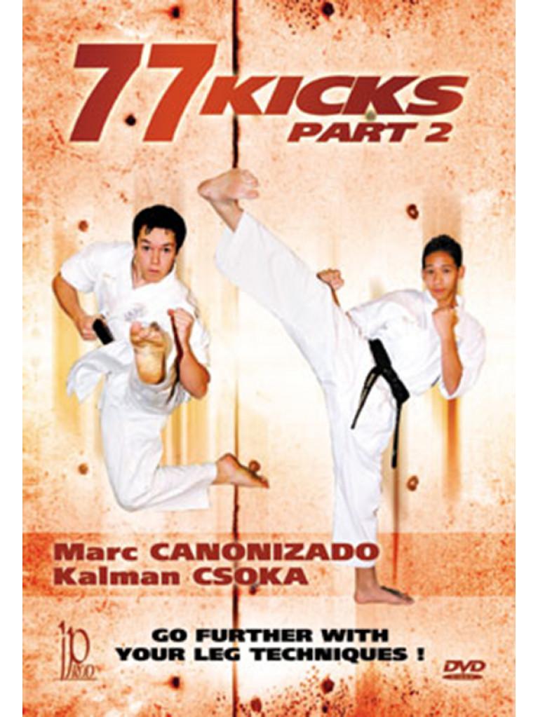 DVD.104 - 77 KICKS PART 2