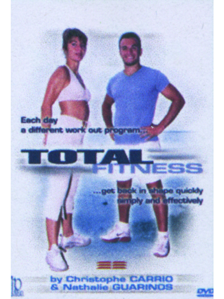 DVD.107 - TOTAL FITNESS