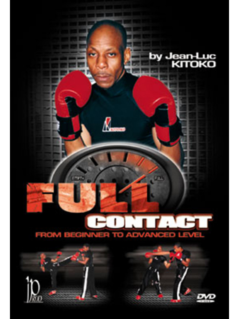 DVD.112 - FULL CONTACT BEGINER TO ADVANCED LEVEL