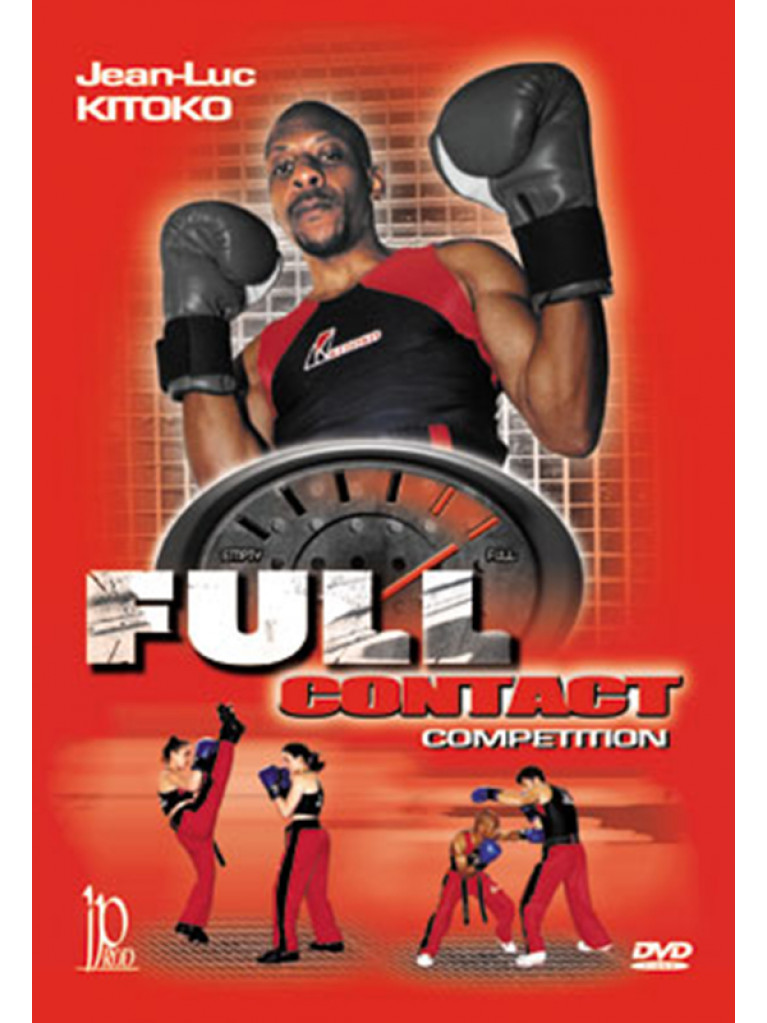 DVD.113 - FULL CONTACT COMPETITION