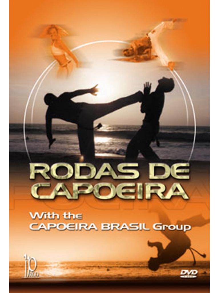 DVD.117 - RODAS DE CAPOEIRA