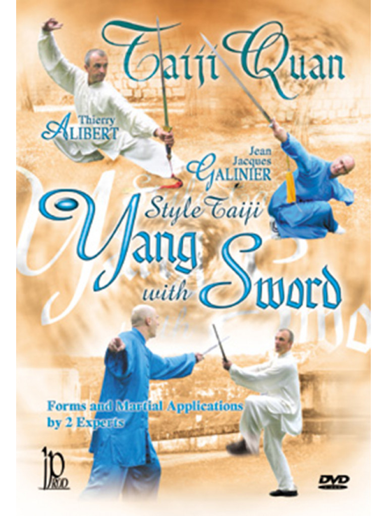 DVD.141 - TAIJI QUAN Yang Style with Sword