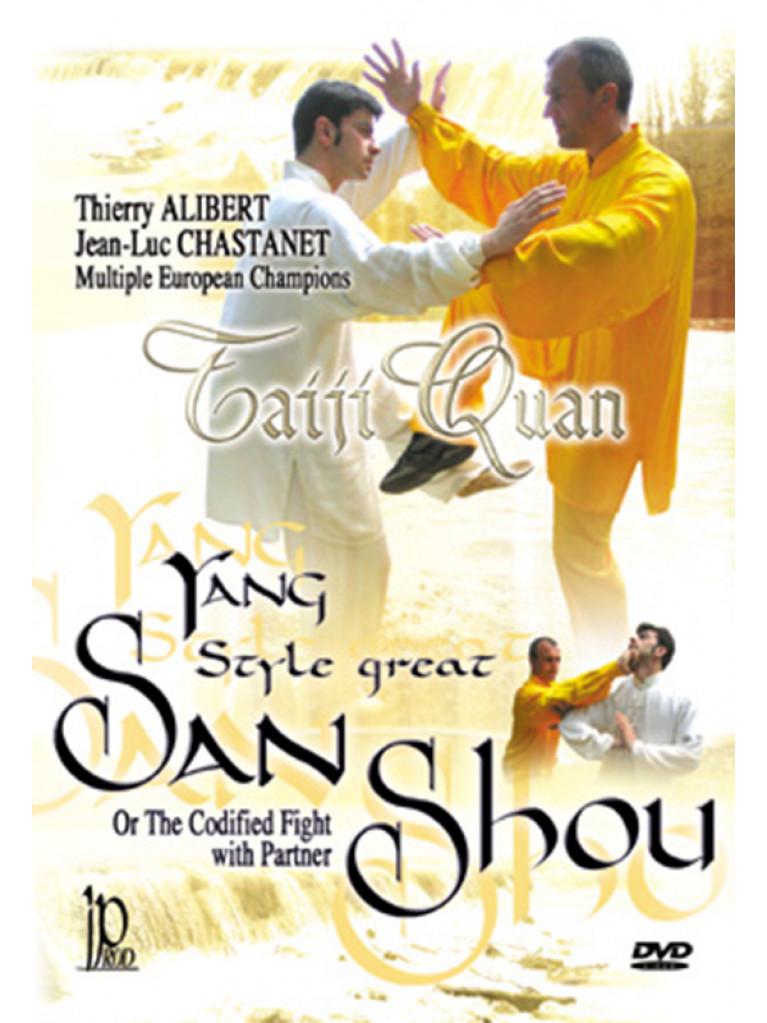 DVD.142 - TAIJI QUAN Yang Style Great San Shou
