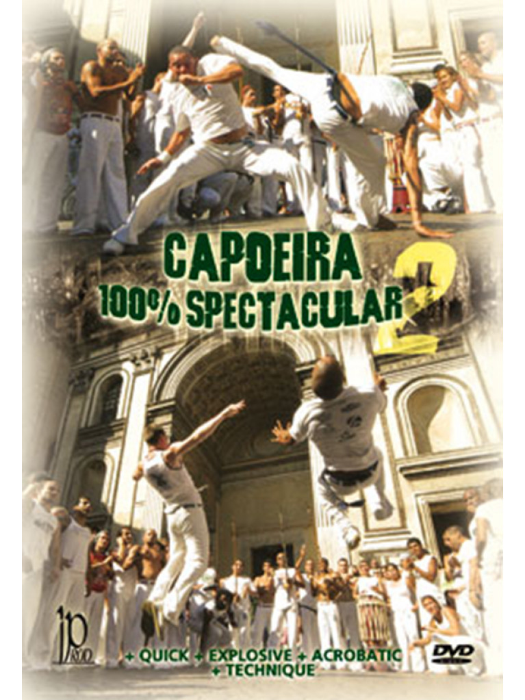 DVD.154 - CAPOEIRA BASIC TECHNIQUES