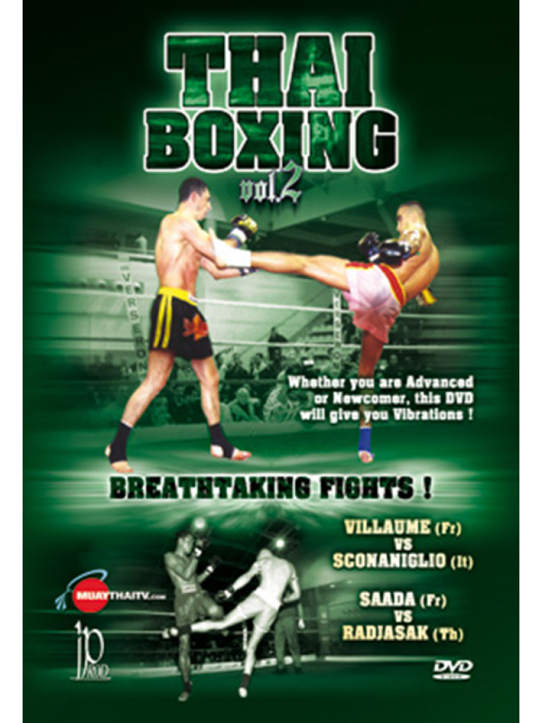 DVD.155 - THAI BOXING VOL.2