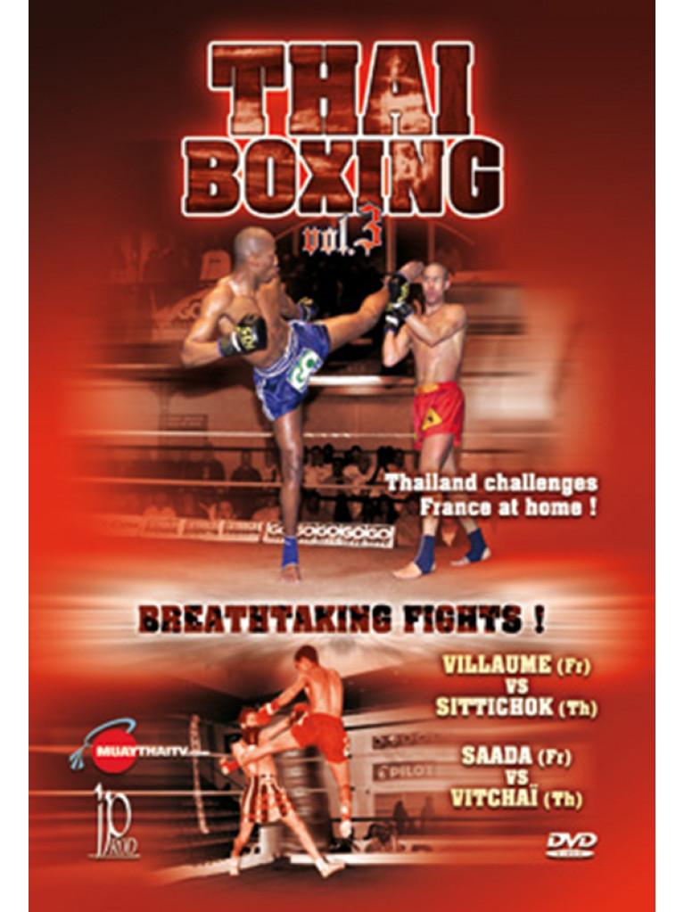 DVD.156 - THAI BOXING VOL.3