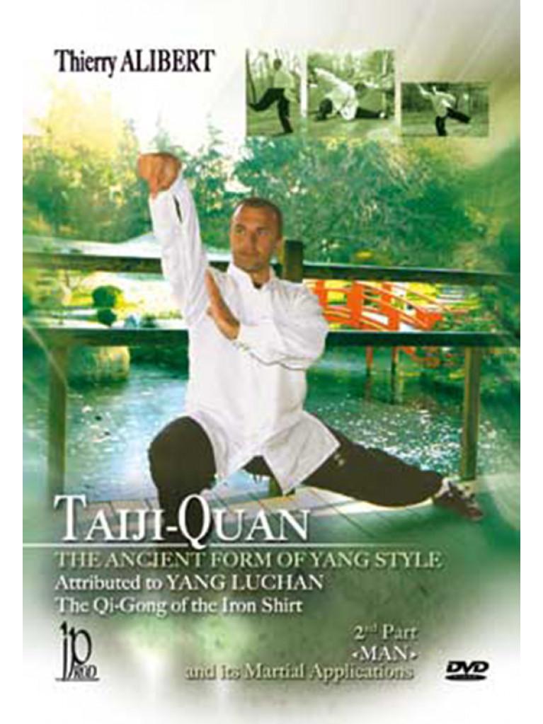DVD.163 - TAIJI-QUAN The Yang Style Vol 2