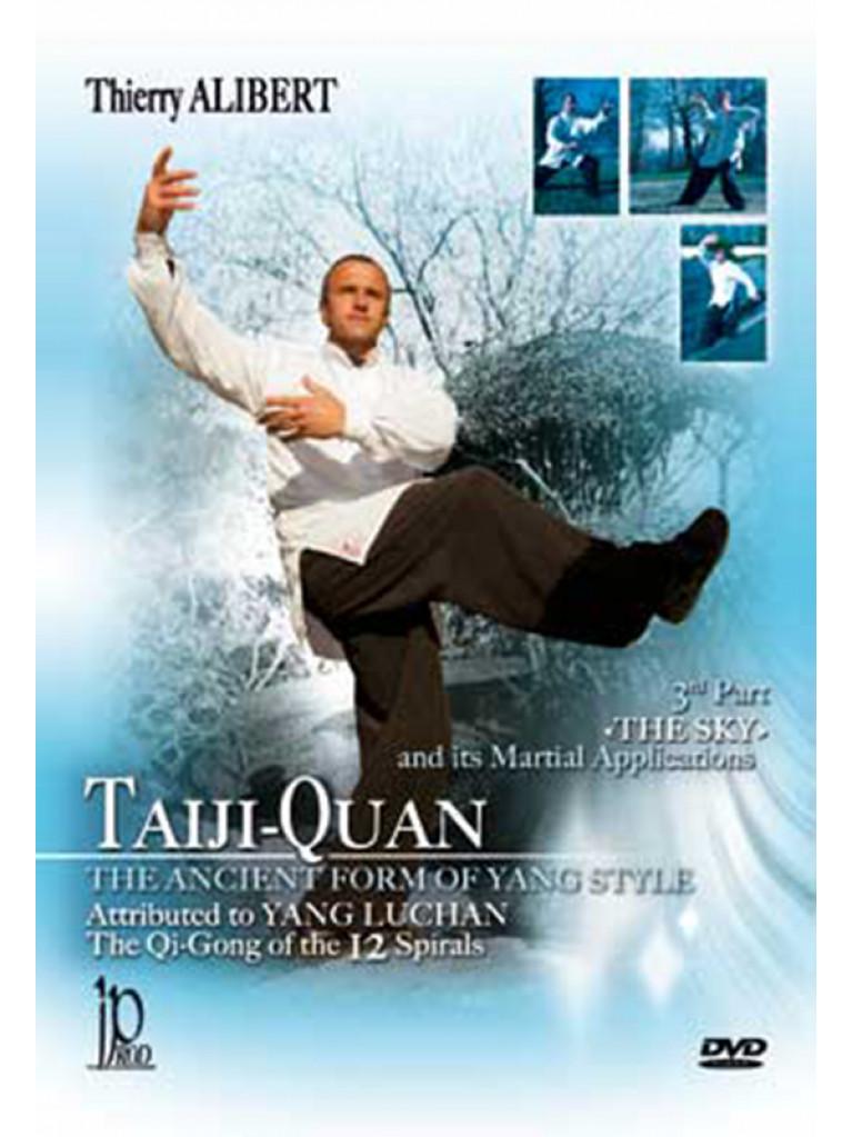 DVD.164 - TAIJI-QUAN The Yang Style Vol 3