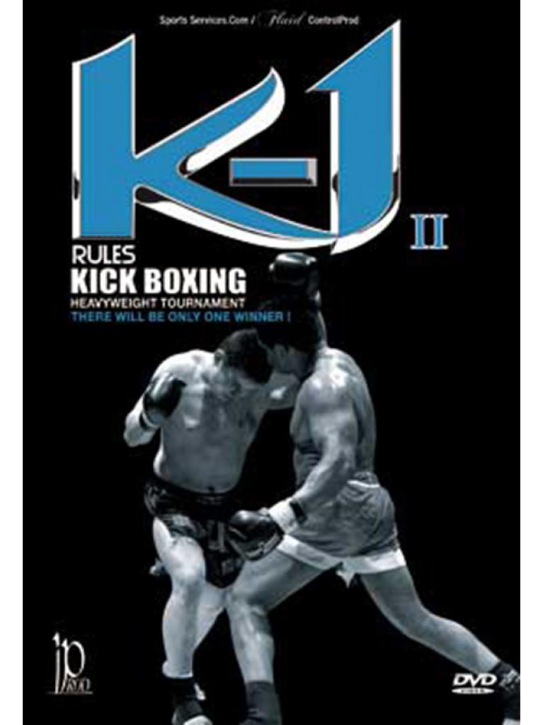 DVD.166 - K1 Rules KICKBOXING Heavyweight Tournament Vol.2