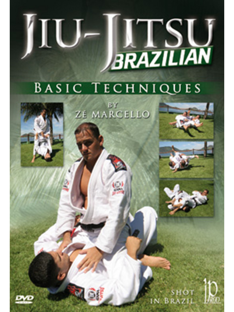 DVD.170 - BRAZILIAN JIU-JITSU Basic Techniques