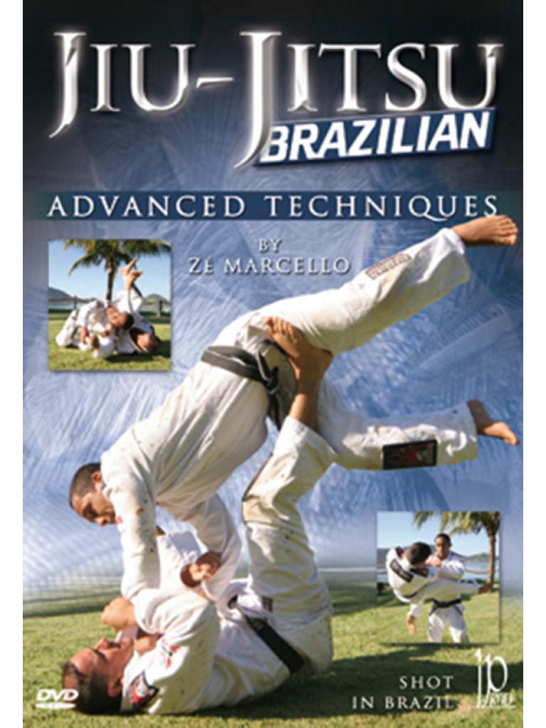 DVD.172 - BRAZILIAN JIU-JITSU Advanced Techniques