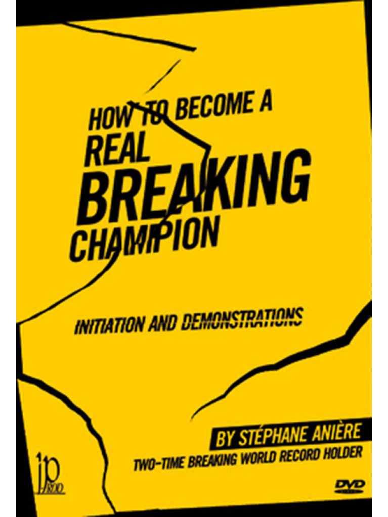 DVD.183 - HOW TO BECOME A REAL BREAKING CHAMPION