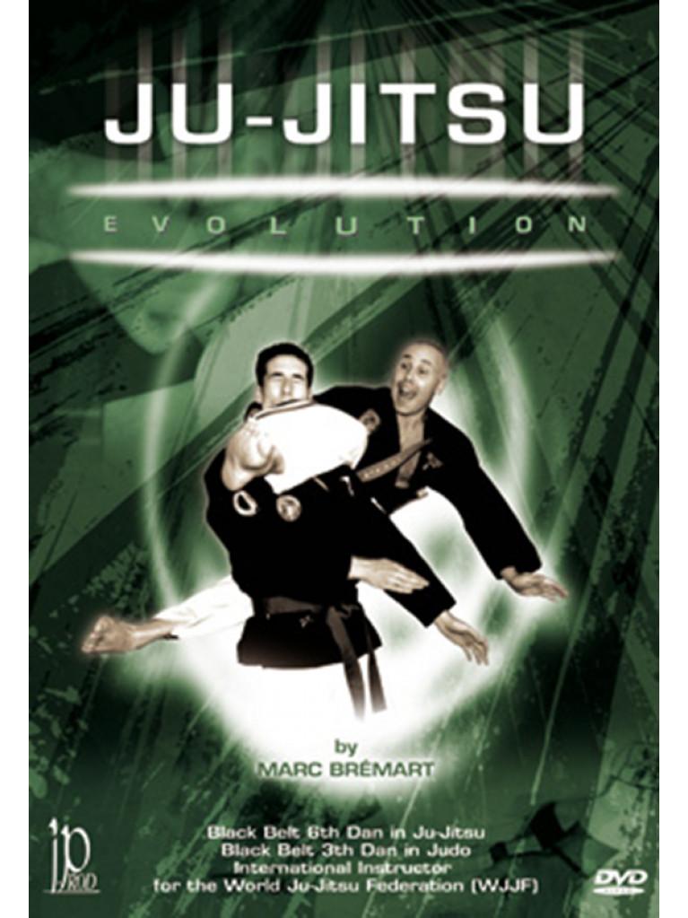 DVD.195 - EVOLUTION JU-JITSU