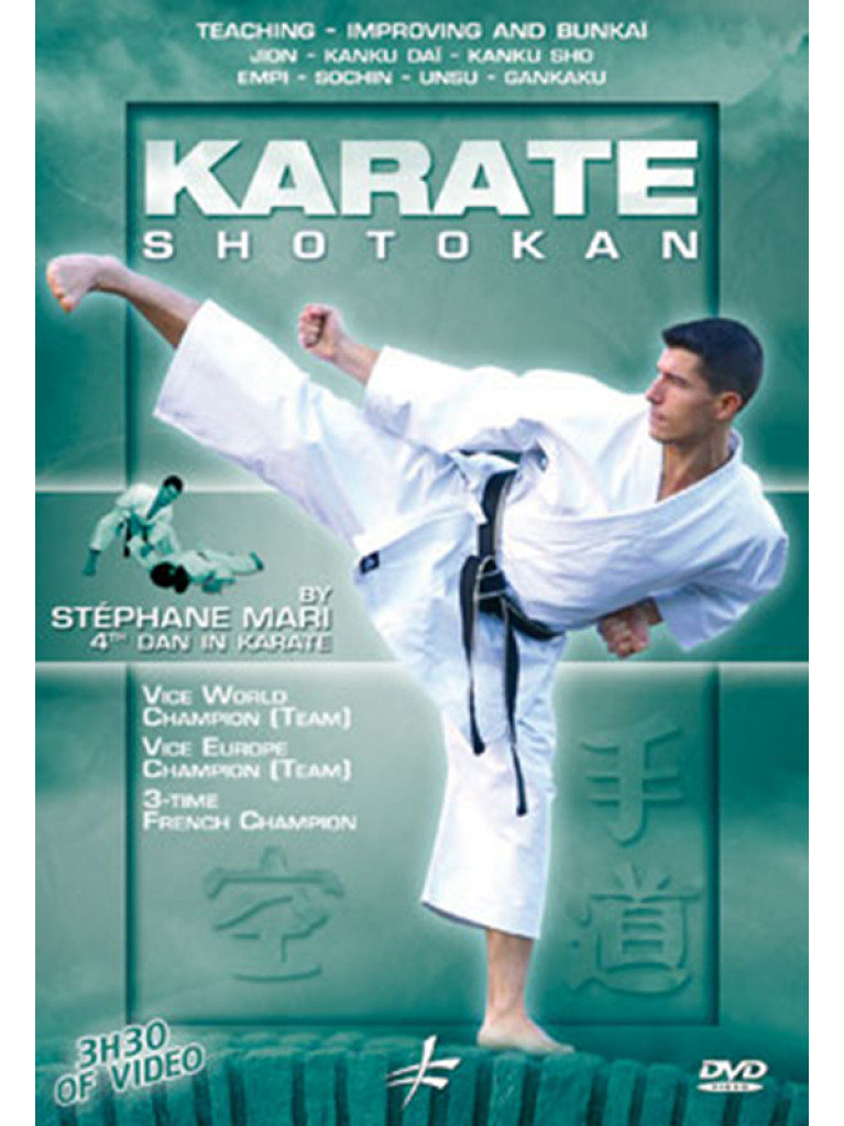 DVD.199 - SHOTOKAN KARATE