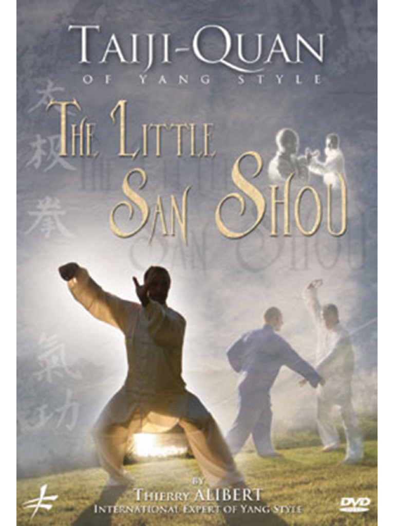 DVD.200 - TAIJI-QUAN Yang Style LITTLE SAN SHOU