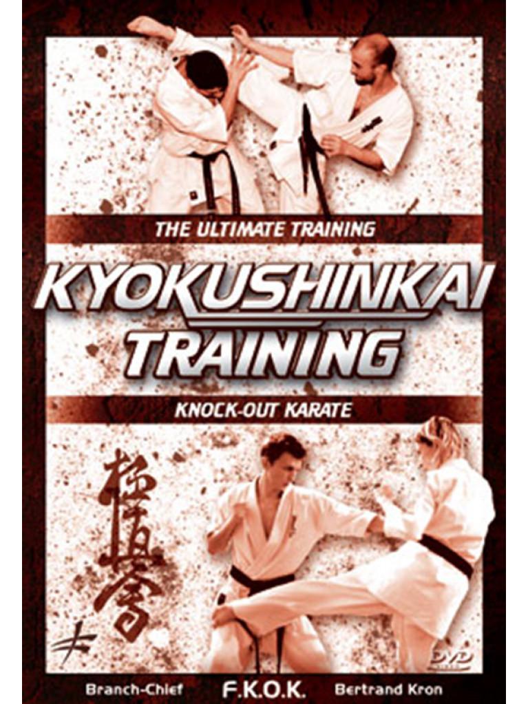 DVD.201 - KYOKUSHINKAI Training