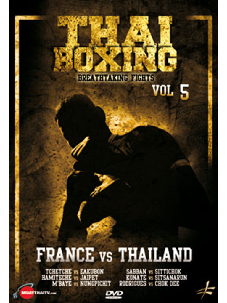 DVD.203 - THAI BOXING VOL.5