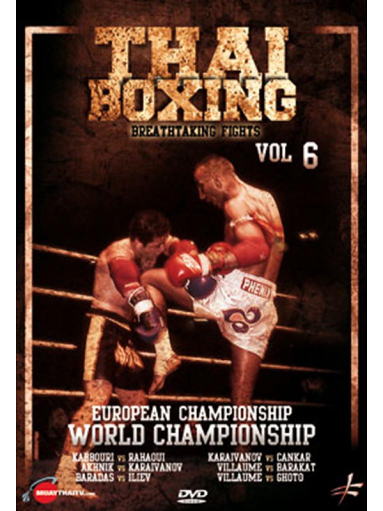DVD.204 - THAI BOXING VOL.6