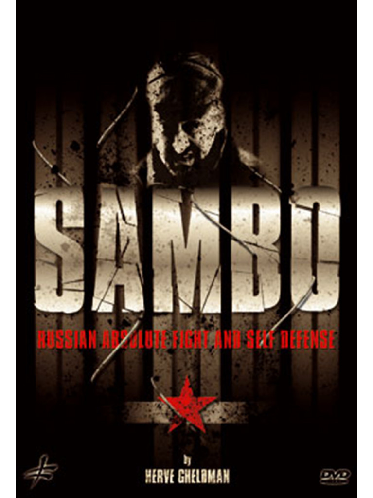 DVD.206 - SAMBO RUSSIAN ABSOLUTE FIGHT & SELF DEFENSE