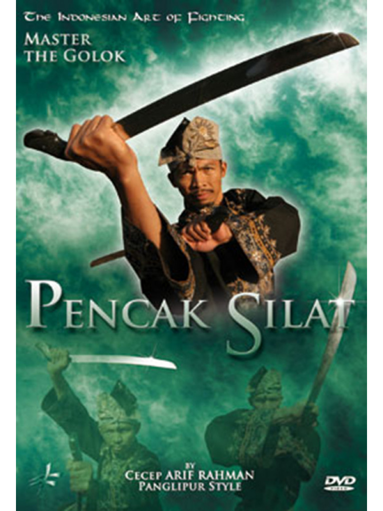 DVD.207 - PENCAK SILAT MASTER THE GOLOK